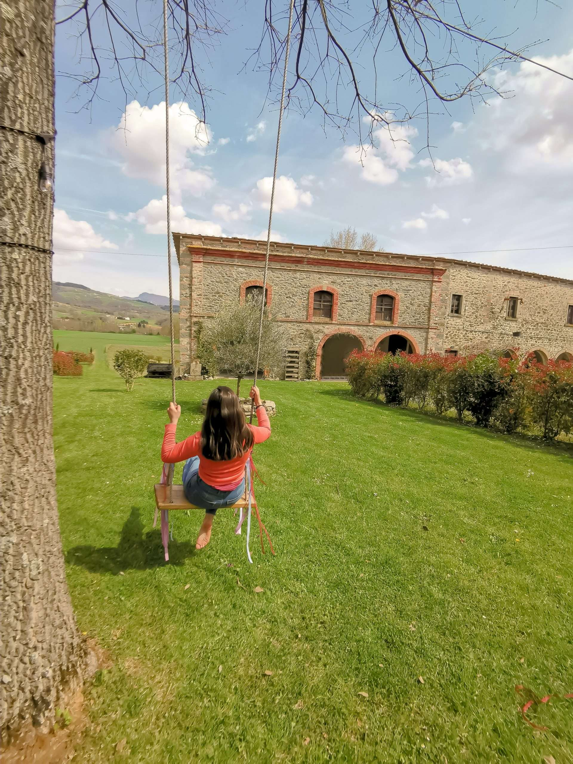 vacanza slow agriturismo